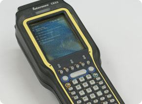 Intermec Handheld